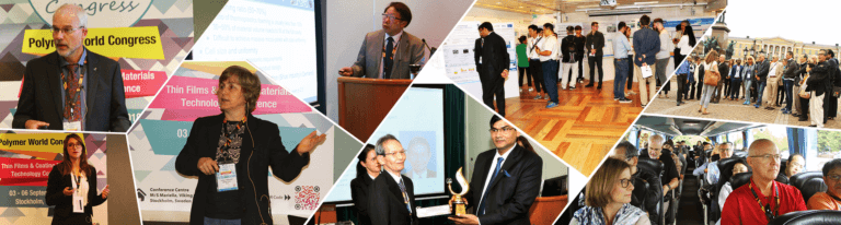 The best oral and poster presentation awards at 21st Assembly of Advanced Materials Congress | IAAM