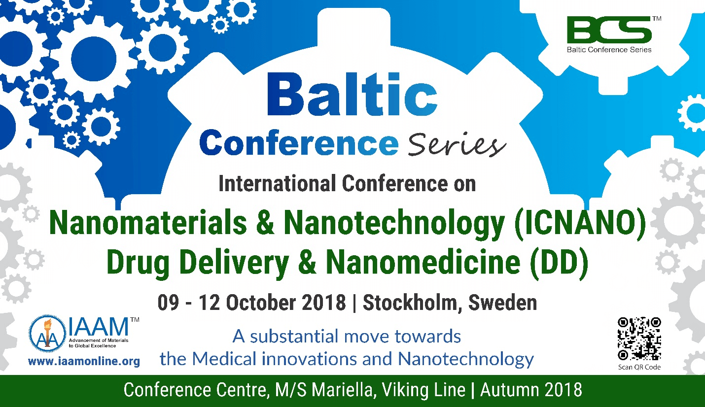 Baltic conference series on nanomaterials & nanotechnology | IAAM