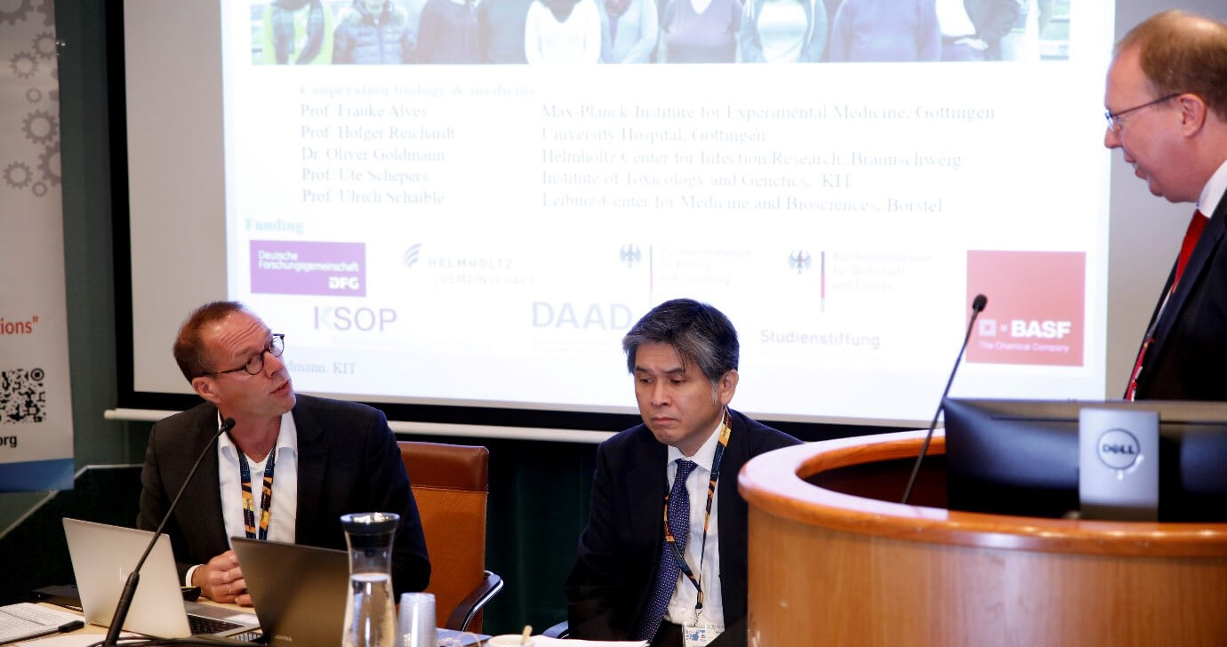 Plenary discussion during the 3rd bcs | IAAM