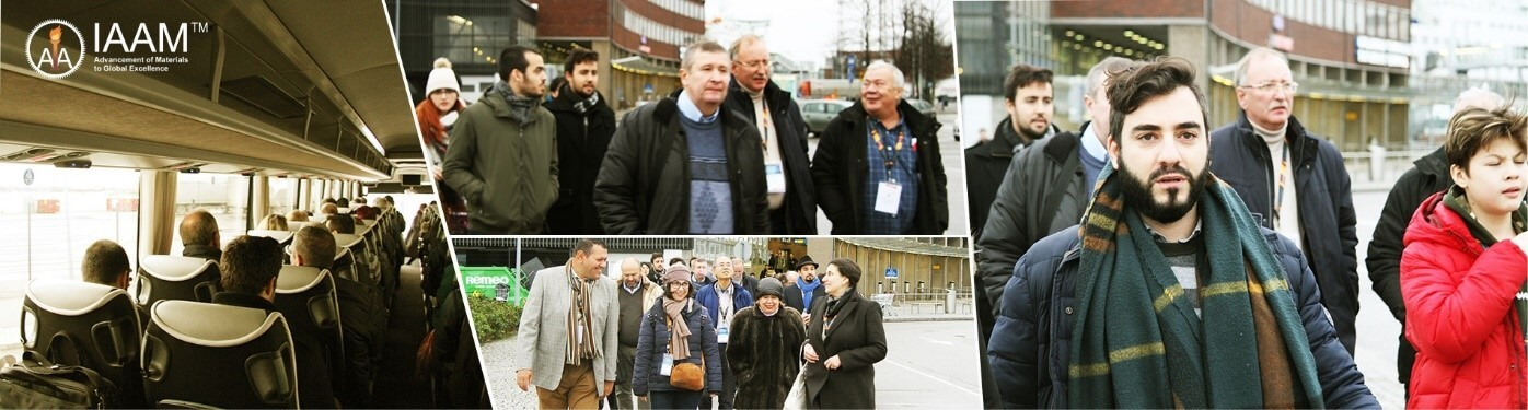 Delegates exploring the scandinavian capitals | IAAM