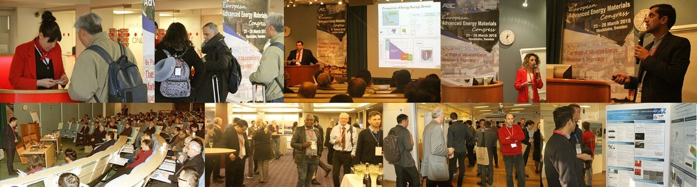 European Advanced Energy Materials Congress | IAAM