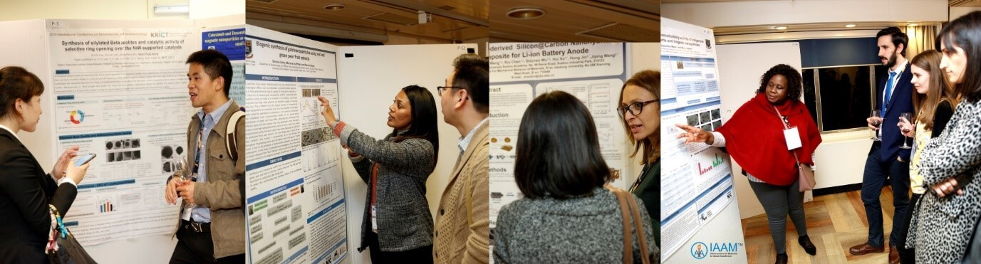 Poster Session during the congress | IAAM