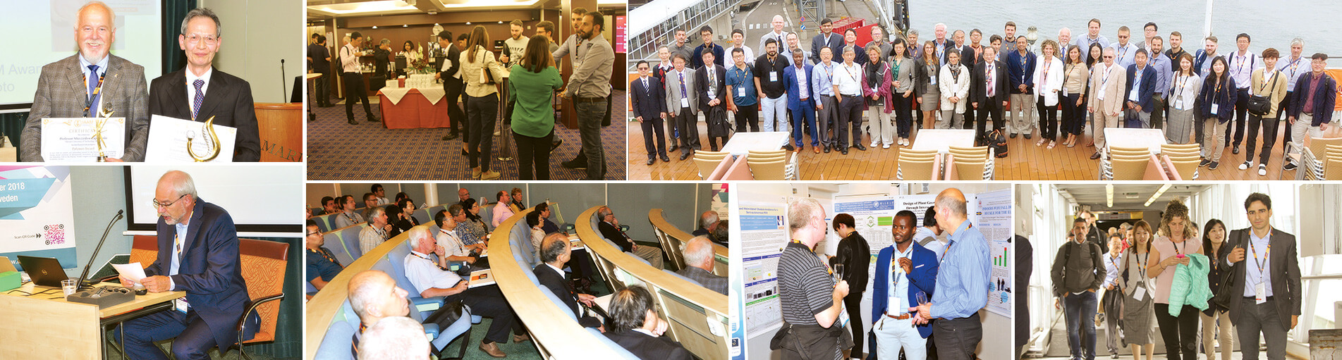 Discussions during the 21st Assembly of Advanced Materials Congress | IAAM