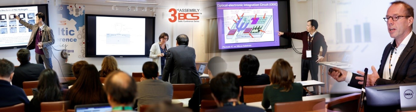 Presentations from leading researchers during the 3rd bcs | IAAM