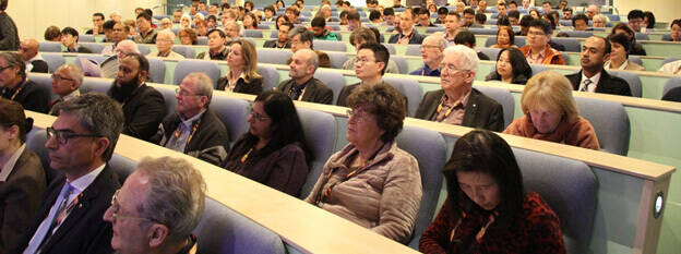 Participation of distinguished researchers to discuss the Advancements | IAAM