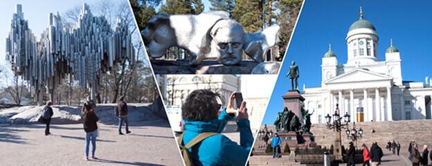 Social activity at Helsinki | IAAM