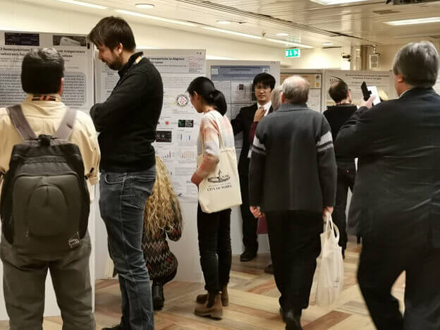 Poster Presentation during the silver jubilee assembly | IAAM