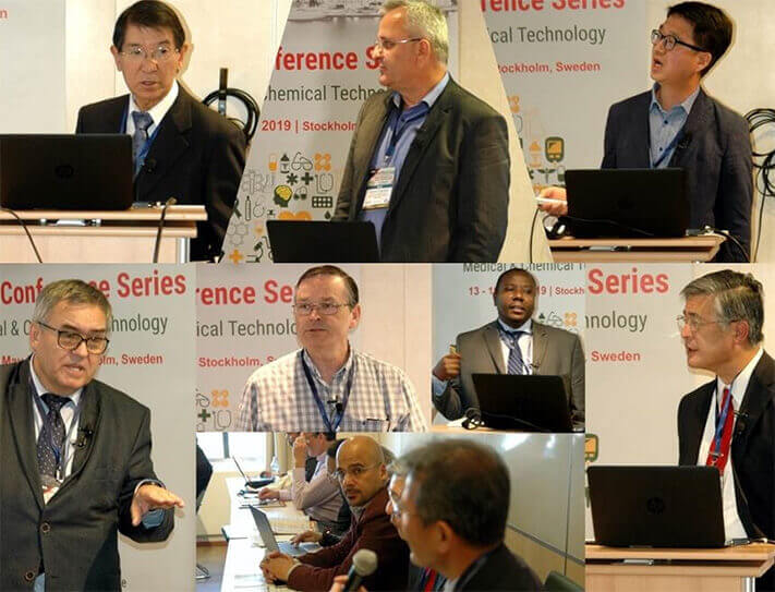 Experts presenting their translational research | IAAM