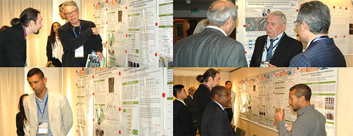 Poster Presentation during the 4th BCS | IAAM
