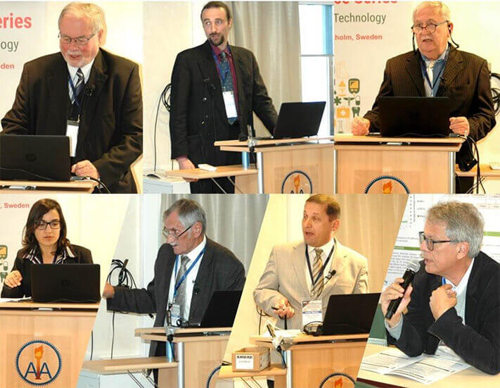 Novel Innovation and Technology Session Speakers during the 4th BCS | IAAM