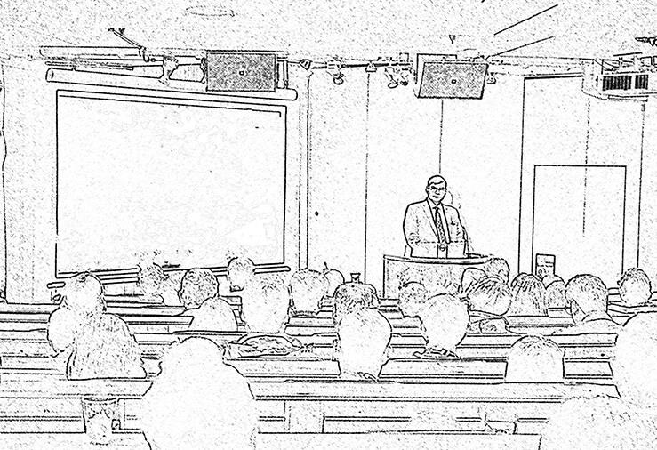 Ashutosh Tiwari - plenary speaker during the conference | IAAM