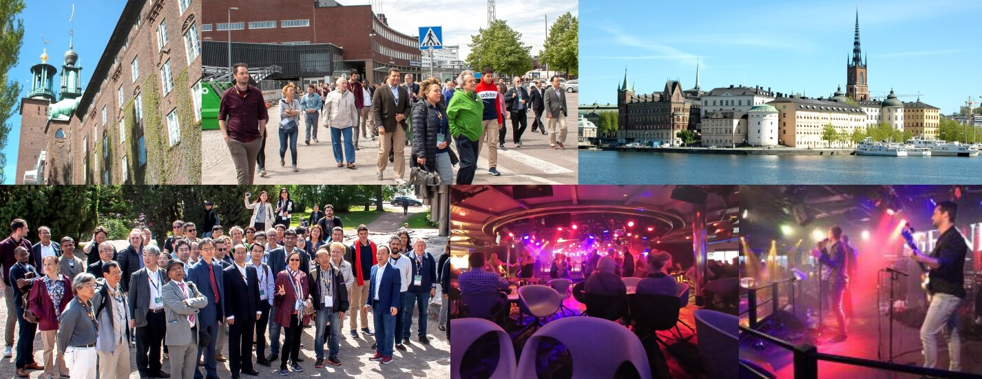 Cultural and Social activity and Scandinavian capitals Stockholm and Helsinki | IAAM