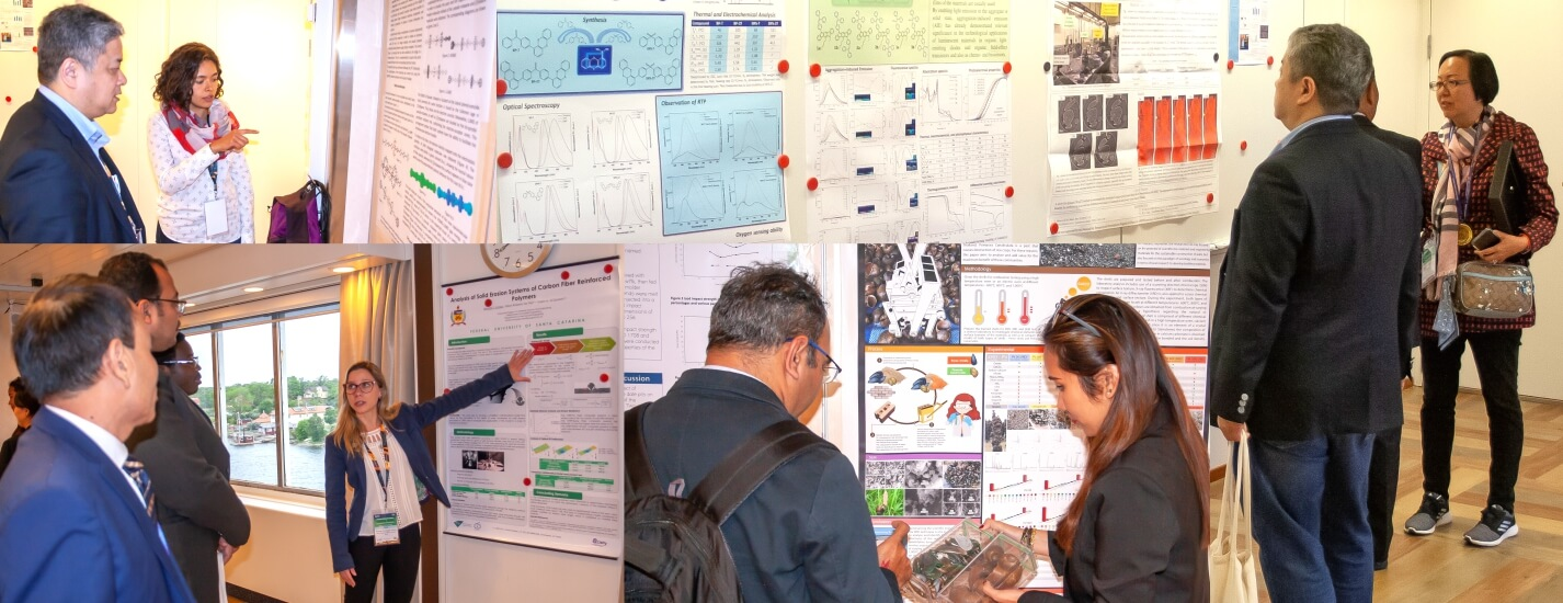 Poster Presentation during the 26th assembly of AMC | IAAM