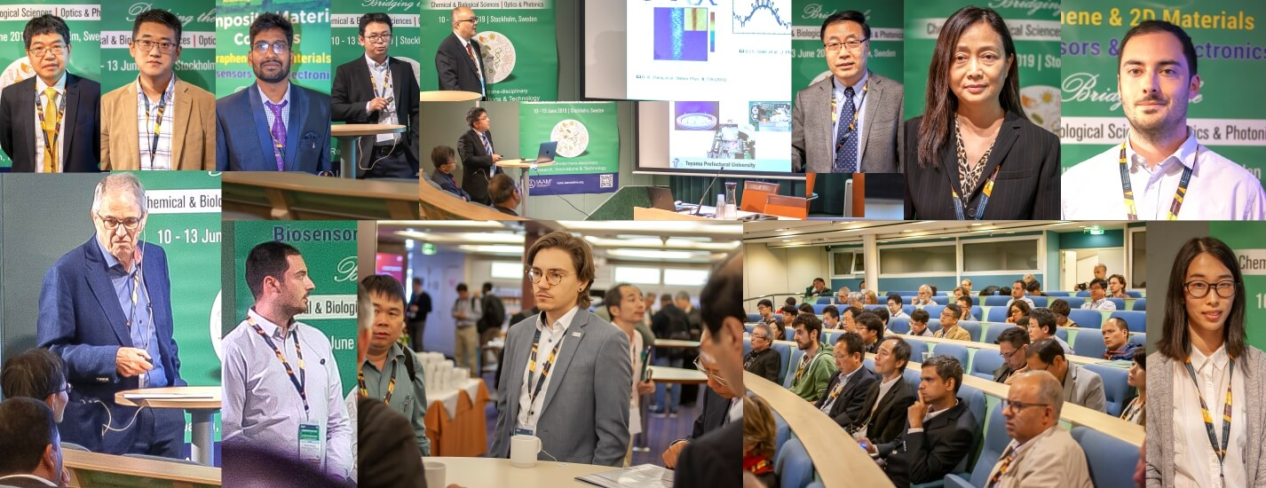 Speakers from Academia and Industry on the 2nd Day of the 26th assembly of AMC | IAAM