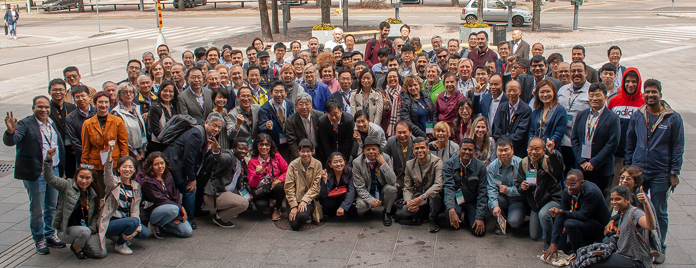 Delegates at 26th assembly of Advanced Materials Congress | IAAM