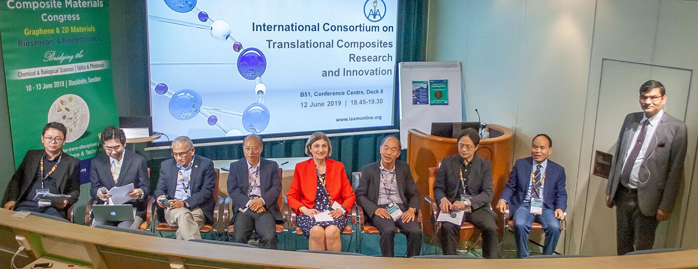 International consortium at 26th AMC | IAAM