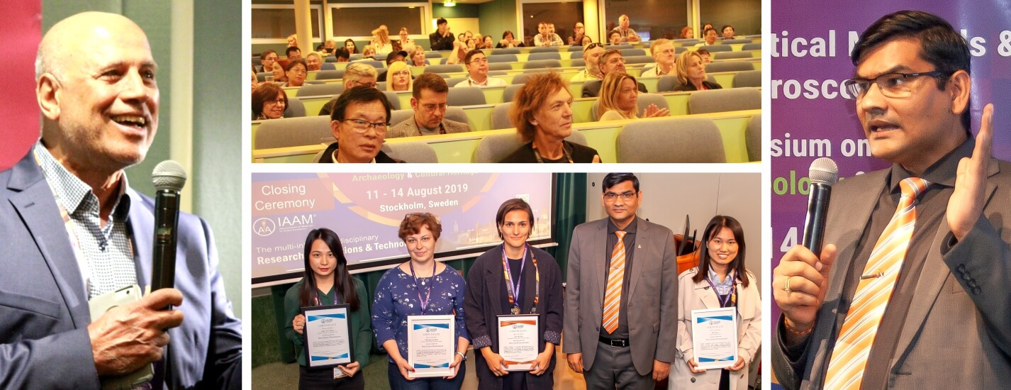 Best Oral and Poster awards | IAAM