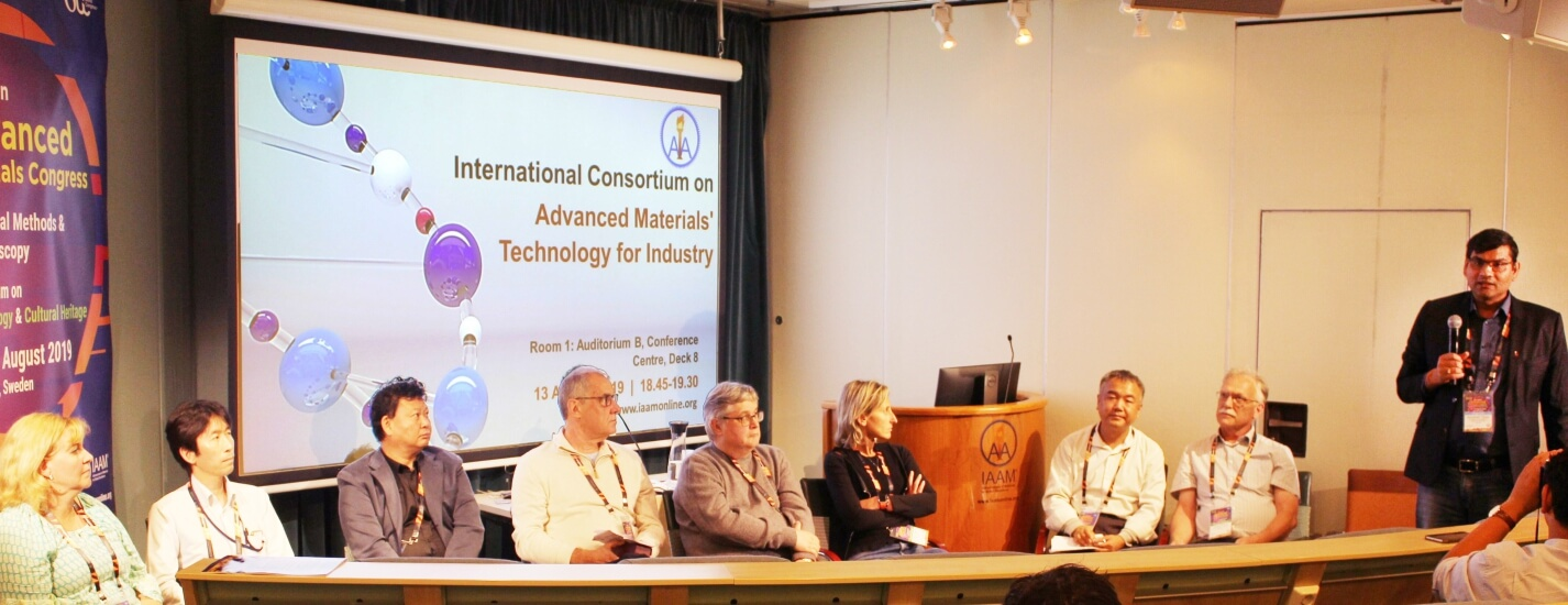 International consortium on Advanced Materials | IAAM