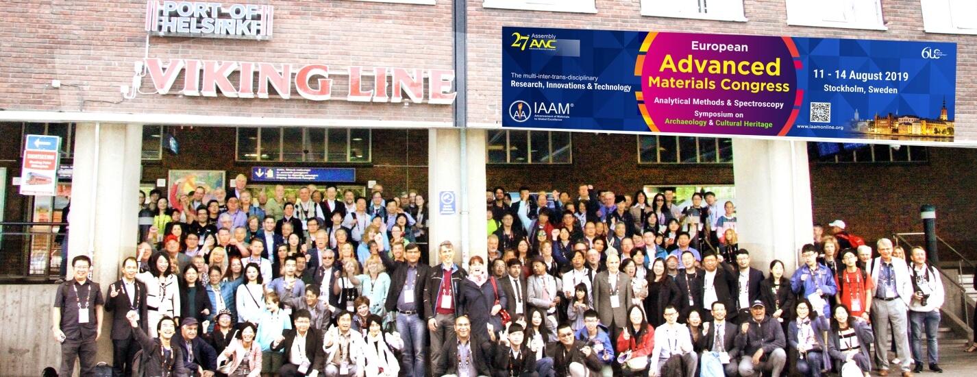 EAMC photos of delegates | IAAM
