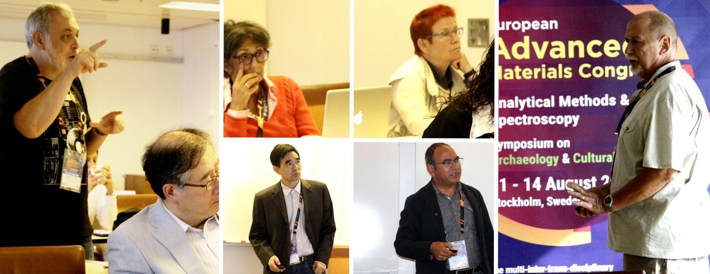 Delegates during Achaeology Symposium | IAAM