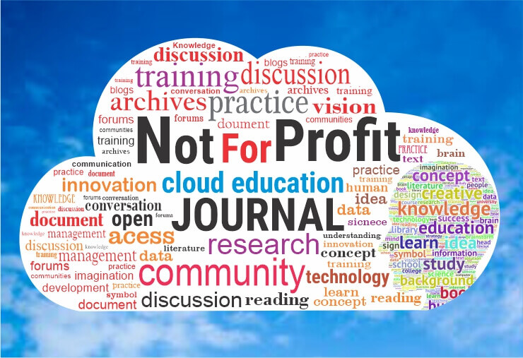 Not for profit journal
