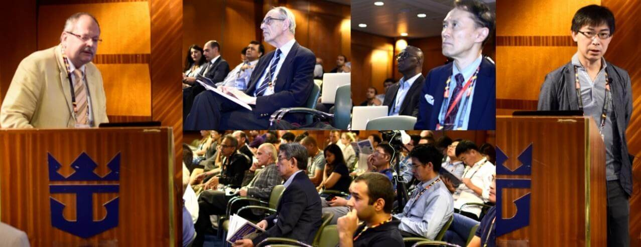 Eminent plenary speakers during the Asian Advanced Materials Congress 2019 | IAAM