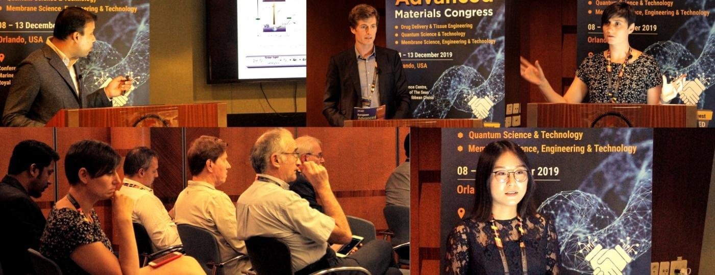 Distinguished speakers had discussion on Nanomaterials & Nanotechnology from Europe and Asia in 31st AMC 2019