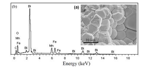Synthesis, Structural Characterization, Dielectric And Piezoelectric Properties Of Multiferroic Double-Perovskite Bi2FeMnO6 Ceramics | IAAM