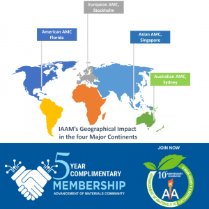 IAAM has organized 31 congress assemblies in 4 major continents Europe, Asia, Australia & America with a resounding success