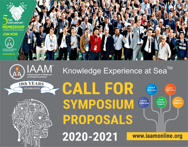 Call for Symposium Proposals 2020 - 2021 | IAAM