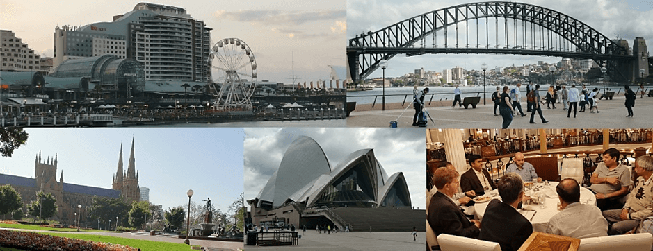 Glimpses of the global platform of networking, discussion & social exploration during 32nd AMC 2020, Australia | IAAM