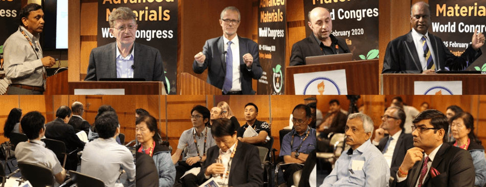 Eminent plenary speakers from world-leading institutions in the AMWC 2020, Sydney, Australia | IAAM