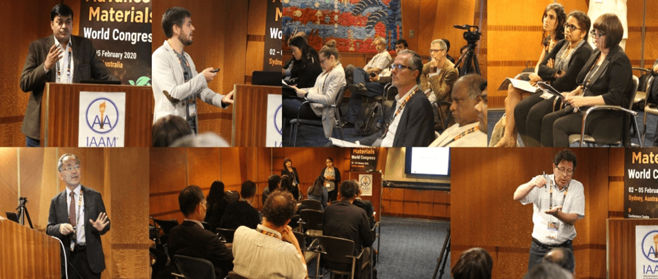 Distinguished invited speakers from Academia and Industry during 32nd assembly of AMC 2020, Sydney, Australia | IAAM