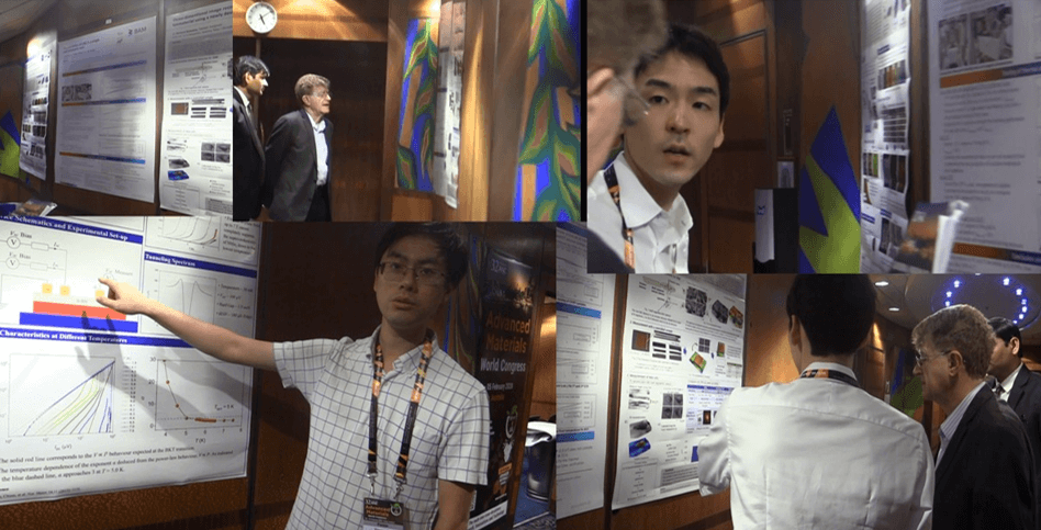 Poster session during the 32nd assembly of Advanced Materials Congress, Australia | IAAM