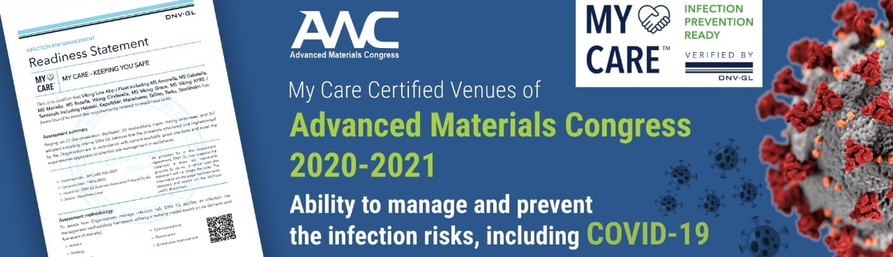 Advanced Materials Congress 2020 - 2021 | IAAM