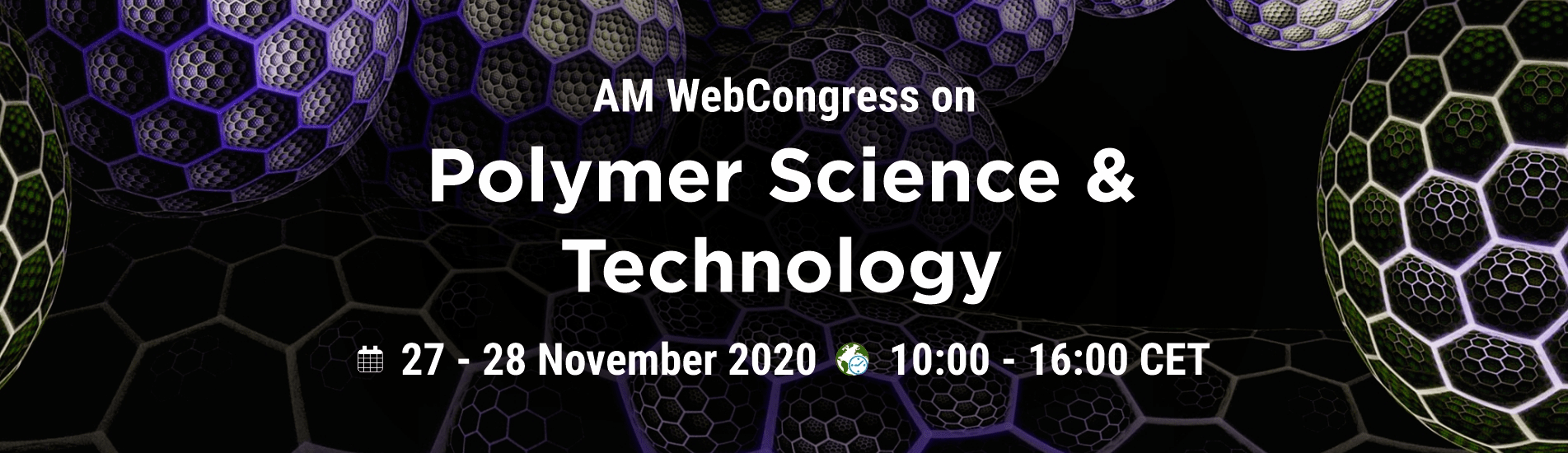WebCongress on Polymer Science and Technology | AMWeb | IAAM