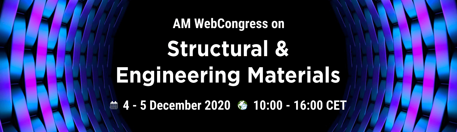 WebCongress on Structural and Engineering Materials | AMWeb | IAAM