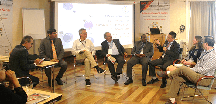 An international consortium on spin-off ideas opened with world-class panellists | IAAM