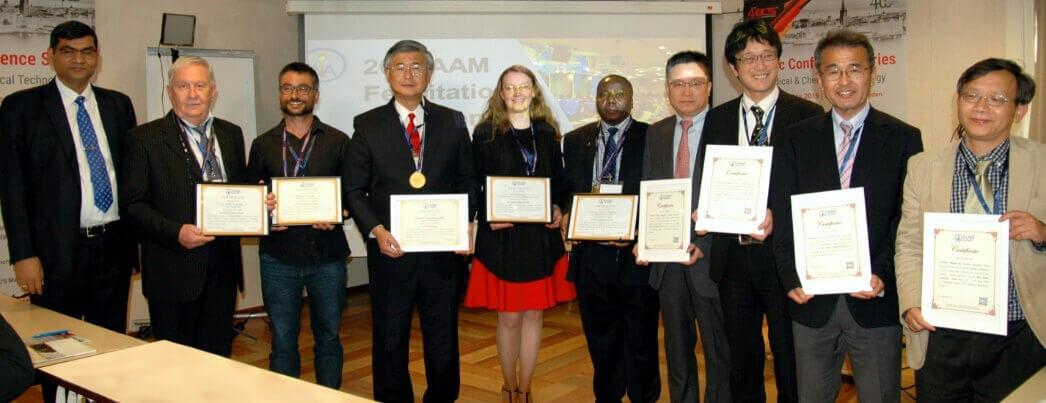 The 26th IAAM felicitation ceremony