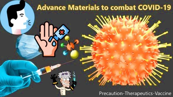 Advanced Materials to combat COVID-19 | IAAM