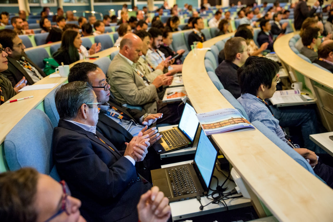 IAAM's Advanced Materials Congress attended by scientific elites from all over the world