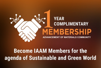 A complimentary membership of one year